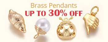 Brass Pendants