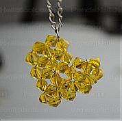 How to make costume jewelry- make your own jewelry with sparkling Swarovski Crystal Beads