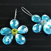 Ideas for homemade jewelry -How to make homemade jewelry with 4 Acrylic Rhinestone Beads