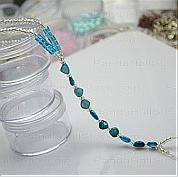 How to make ankle bracelets- an Ankle Toe Bracelet out of beads
