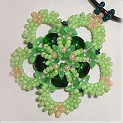How to Make A Beaded Pendant