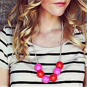 How to Make A Bubble Necklace