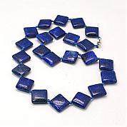 Lapis Lazuli - deep blue semi-precious stone