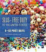 Your New Shipping Choice: SLUS - Free Duty