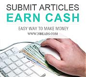 Submit Articles, Earn Cash