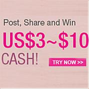 What is Happening! Post, Share and Win CASH!