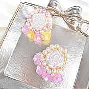Nbeads Tutorials on How to Make Beaded Flower Brooch