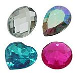 Cabochons Strass Acrylique