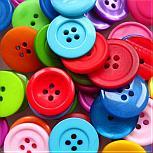 Boutons Plastiques