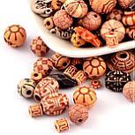 Perles Acryliques Antiques