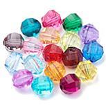 Perles Acryliques Transparentes