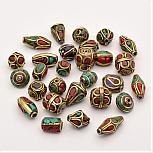 Autres Perles Style Tibétain