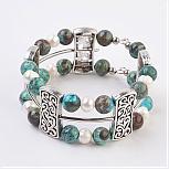 Bracelets Enroulés