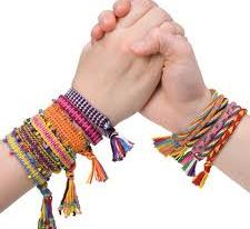 What are friendship bracelets introduction about its origi