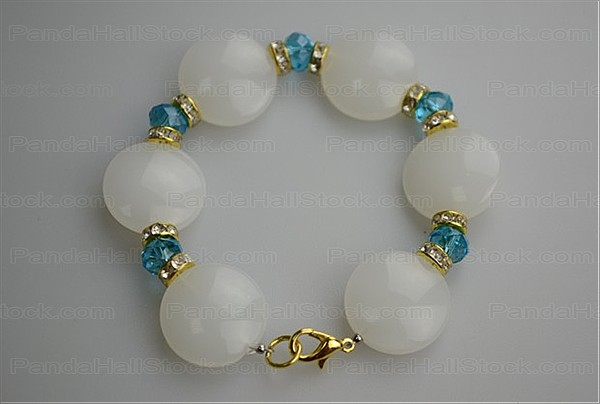 How To Make Bracelet With Beads Step3