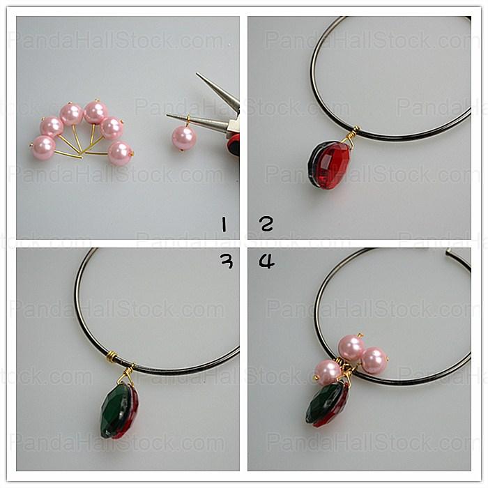 How to make hoop earrings-a pair of big hoop earring both classic ...