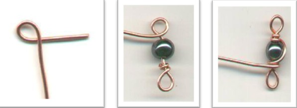 how to wire wrap beads