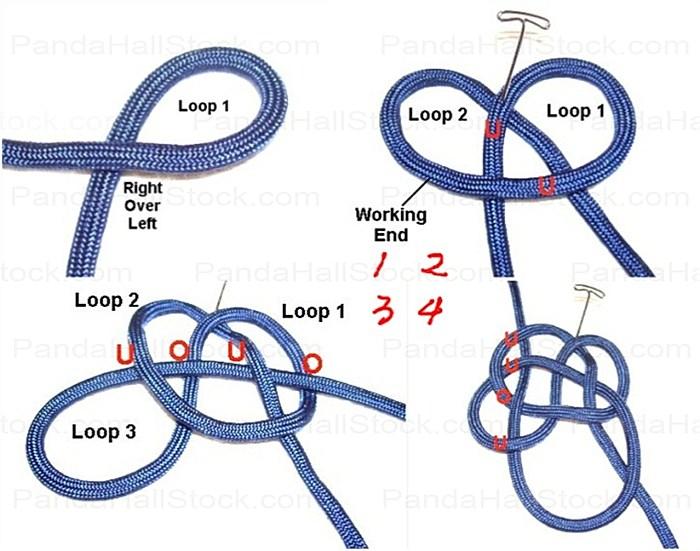 Step By Step Knots Tutorial
