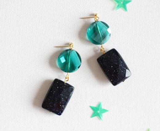 simple earrings to make