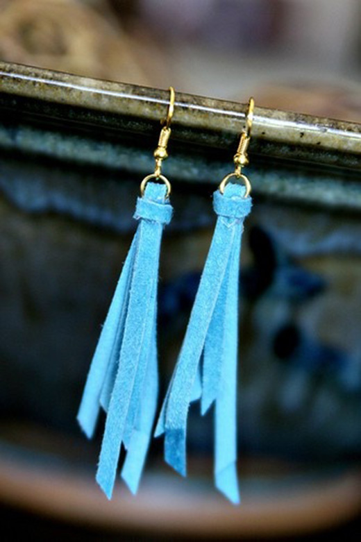 How to Make Dangle Earrings Nbeads