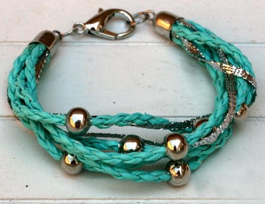 Cord Bracelet Diy Make Bracelets