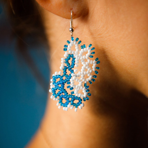 How To Make Seed Bead Earrings Nbeads