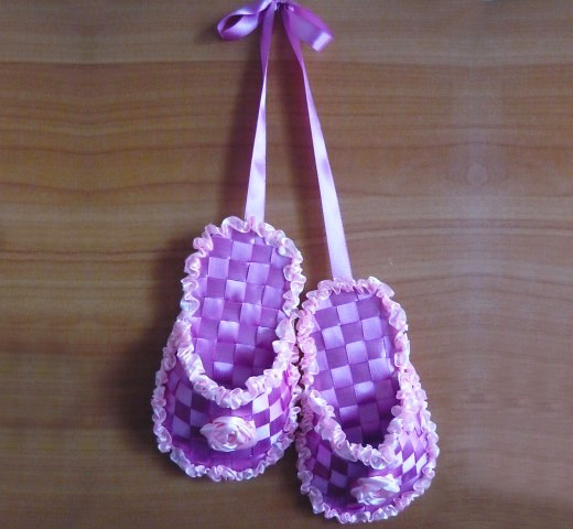 crafts with ribbons ideas cool craft ideas make ribbon slippers nbeads 4161