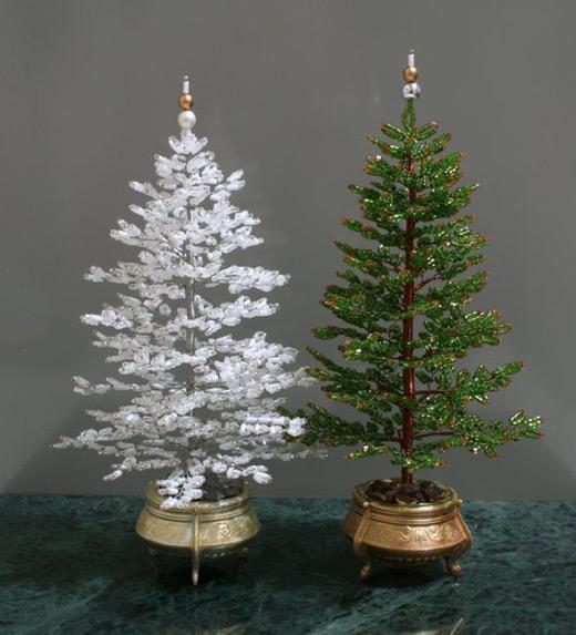 How To Make A Beaded Christmas Tree Nbeads
