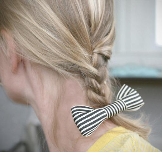 make a hair bow