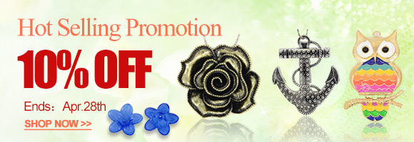 Hot selling promotion 10% off