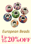 European Beads Up to 20% OFF