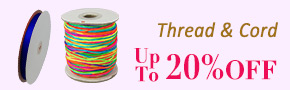 Thread & Cord Up to 20% OFF