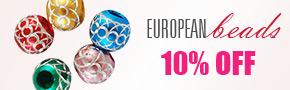 European Beads 10% OFF