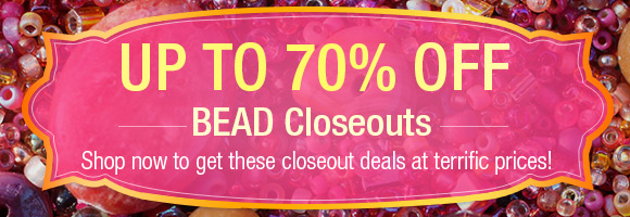 Up To 70% OFF Bead Closeouts by Nbeads EU CO. LIMITED