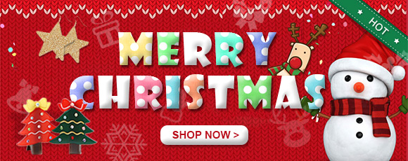 Merry Christmas Shop Now