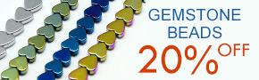 Gemstone Beads 20% OFF