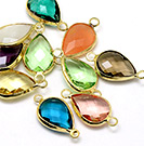 Glass Drop Beads