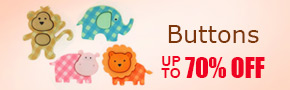 Buttons Up To 70% OFF