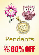 Pendants Up To 60% OFF