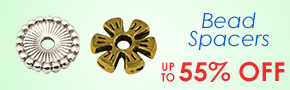 Bead Spacers Up To 55% OFF