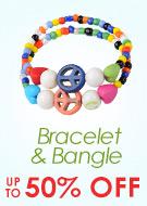Bracelet & Bangle Up To 50% OFF