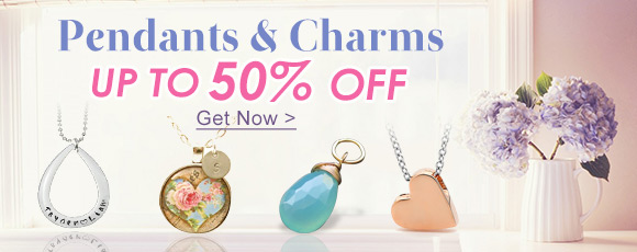 Pendants & Charms Up To 50% OFF