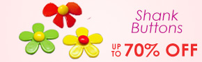 Shank Buttons Up To 70% OFF