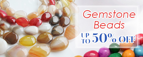 Gemstone Beads Up To 50% OFF
