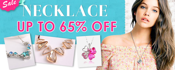 Necklace Up To 65% OFF