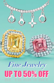 Fine Jewelry Up to 50% OFF