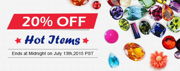 20% OFF Hot Items