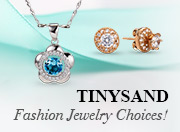 TinySand Fashion Jewelry Choices!