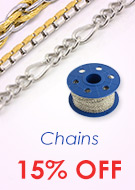 Chains 15% OFF