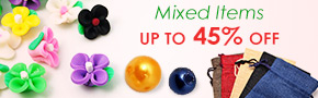 Mixed Items Up To 45% OFF
